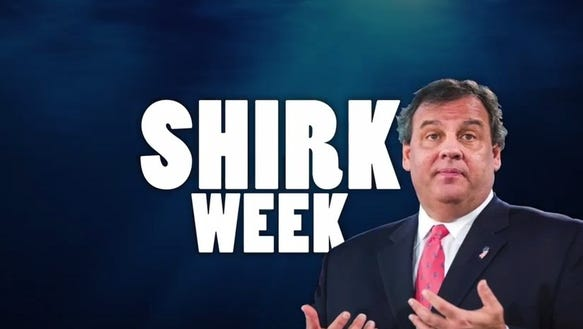 Christie Shirk Week