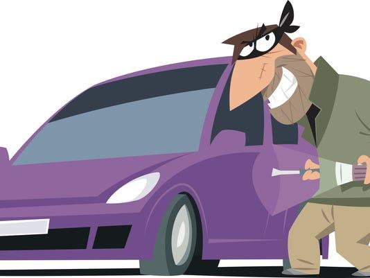 Auto thief