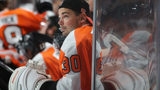 Michal Neuvirth has mainly been a backup this season with only one start since returning from an injury Dec. 28.