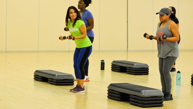 Fort Bliss will have its annual Fitness Resolution Health Fair on Jan. 27 at Soto Physical Fitness Center.
