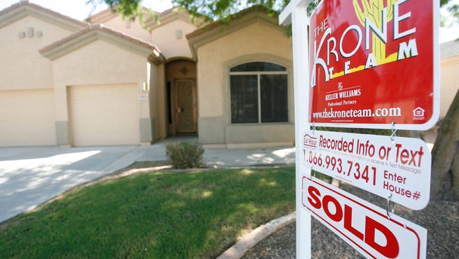 The Valley's housing market is showing renewed signs of recovering from the last crash.