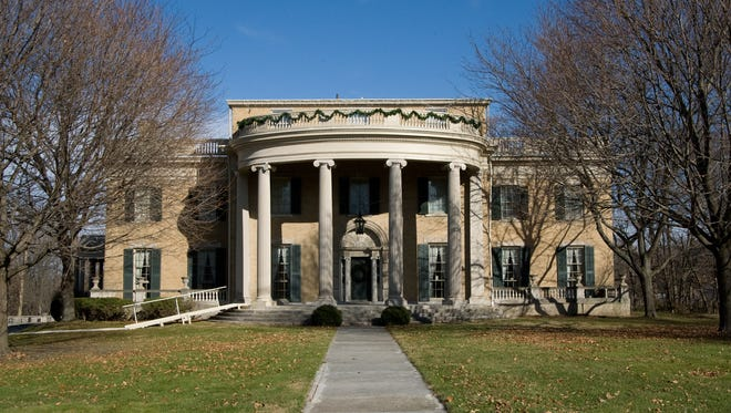 The Haans are giving the Haan Mansion Museum to a nonprofit organization.