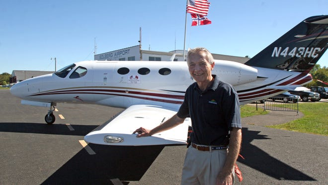 Thor Solberg Jr., who is one of the operators of Solberg Airport with his sisters, has died at 74.