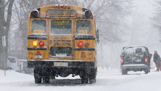 School officials have a tough decision on weather-related closings.