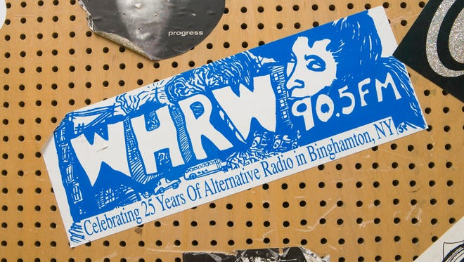 WHRW celebrated its 25th anniversary on the air in 1991.