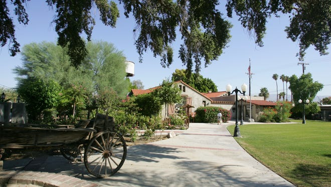 """The Coachella Valley History Museum is the hosting a """"Young at Art"""" summer program in 2016."""