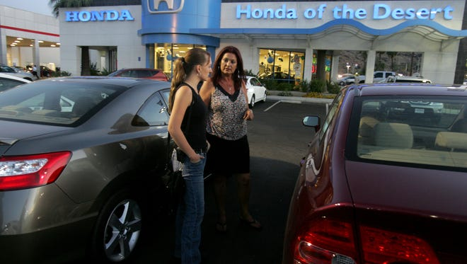 Honda of the Desert in Cathedral City to undergo a $2.5 million renovation and expansion.
