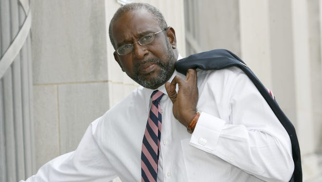 Arthur Gilmore, a former Monroe City councilman, was permanently disbarred after being convicted of a felony.