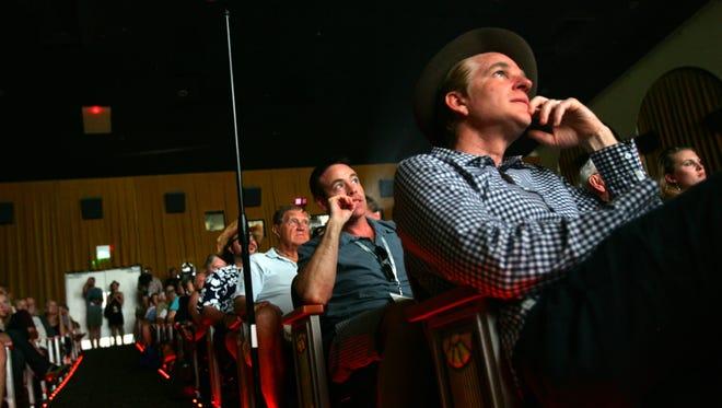 Celebrities such as Matthew Modine have participated in past Palm Springs International ShortFest & Short Film Markets.