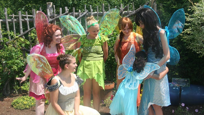 On July 23 children can spark their imaginations, dress up and take part in Bookworm Gardens' annual Fairyfolk Festival, 9 a.m. to 1 p.m. July 23.