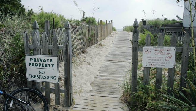 Beach access in New Jersey remains a deeply contentious issue and that is not likely to change soon.