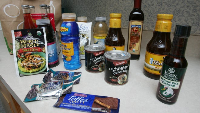 Canned goods can be donated at two Palm Desert locations.