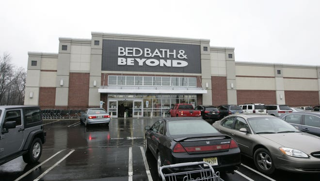 Two men were arrested Monday afternoon for having sex on a display bed inside the Bed Bath & Beyond store located on Route 3 in Clifton, authorities said.