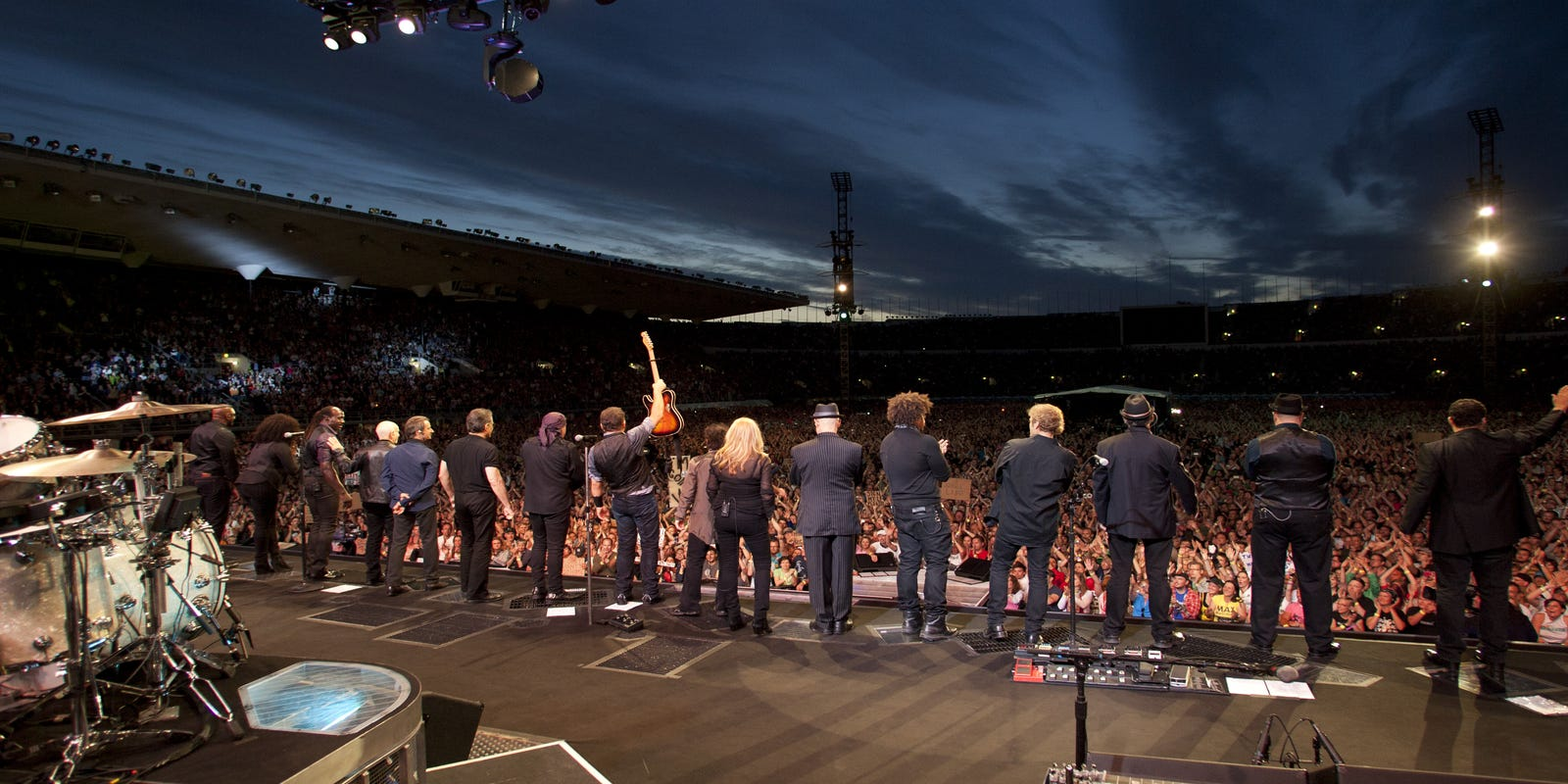Bruce Springsteen and E Street Band members hitting Jersey area stages this fall