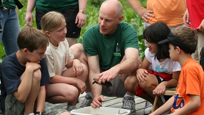 Entertaining and educational programs for children and adults are presented year around at the Environmental Education Center, 190 Lord Stirling Road in the Basking Ridge section of Bernards.