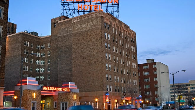 The Ambassador Hotel, 2308 W. Wisconsin Ave., has hired certified sommelier Jason Wedner as its manager of food and beverage. The hotel is remaking its restaurant and bar and expanding its patio in June. In March, it hired Jason Gorman as its culinary director.
