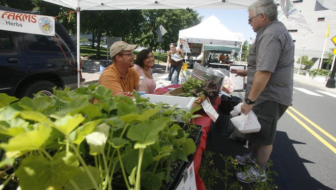 The Somerville Farmers Market will be returning to Grove Street between High and Main streets this summer.