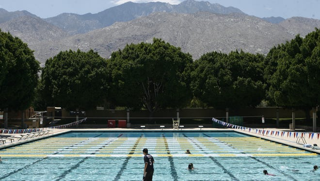 The Palm Springs Swim Center operates as the city's public pool, with numerous programs for swimmers of all ages from children to adults.