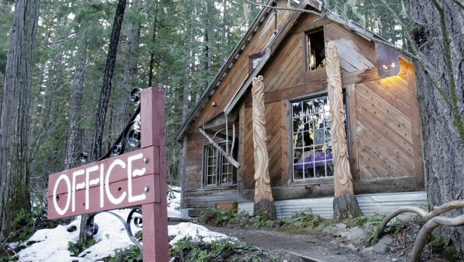 Breitenbush Hot Springs Retreat and Conference Center will close due to wildfire smoke.