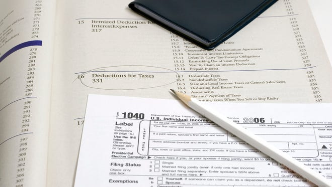 1040 Individual taxpayer form for 2006See Also