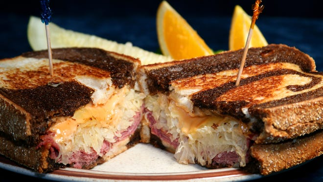 Signature sandwiches like the reuben are in high demand at Loaf & Jug.