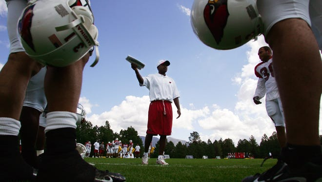 Kirby Wilson is back for another stint as a Cardinals assistant coach.
