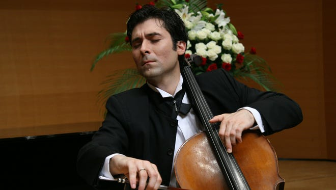 Lachezar Kostov, newly appointed assistant principal cellist with the Baltimore Symphony Orchestra, has appeared as a soloist in some of the world's leading concert venues.
