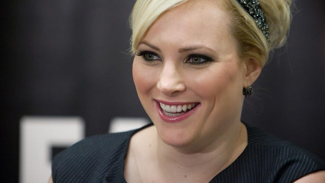 """Meghan McCain, a political commentator and a co-host of ABC's """"The View,"""" said during a live video on social media Tuesday night that she'll spend the weekend at their cabin near Sedona."""