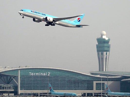 EPA SOUTH KOREA TRANSPORT NEW AIRPORT TERMINAL EBF TRANSPORT KOR IN