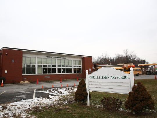 Fishkill Elementary School in the Village of Fishkill