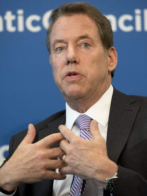 Bill Ford, exectuive chairman of Ford Motor Company, spoke Tuesday to the Detroit Economic Club about the amazing pace of change as technology converges with the transportation industry.