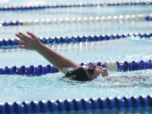 North Coast Summer Swim League Championships at the Fremont Recreation Center on Tuesday, July 29, 2014.