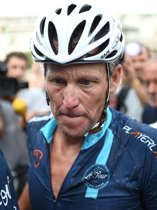 lance armstrong case Evidence put forth by the united states anti-doping agency drew a picture of lance armstrong as an infamous cheat, a defiant liar.
