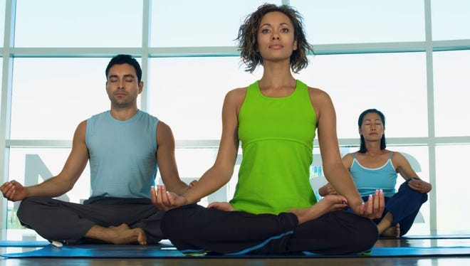 You can find free exercise classes around Greater Cincinnati this fall, including yoga classes.