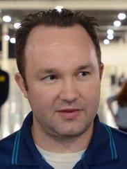 Chris Barnes of Walled Lake.
