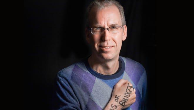 Frank Warren, creator of PostSecret.