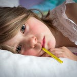 Ask a Doc: When to take a kid with fever to the doctor?