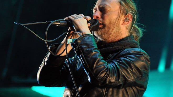 """Thom Yorke surprised fans Friday with the release of """"Tomorrow's Modern Boxes."""""""