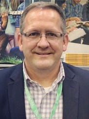 Brad Fiscus is a District 4 candidate for the Williamson