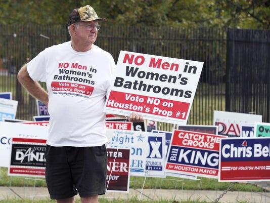 Transgender Rights Bathrooms