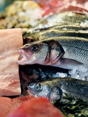 Peter's Fish Market, Midland Park.