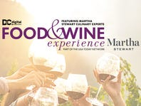 Food & Wine Experience Ticket Giveaway