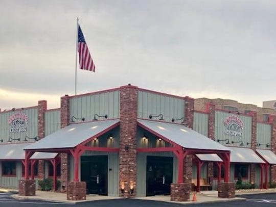 Uncle Bud's is located at 1824 Old Fort Parkway in
