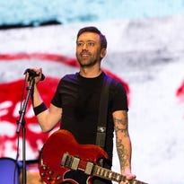 Rise Against will perform at Common Ground on July 6.