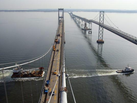 AP BAY BRIDGE AT 50