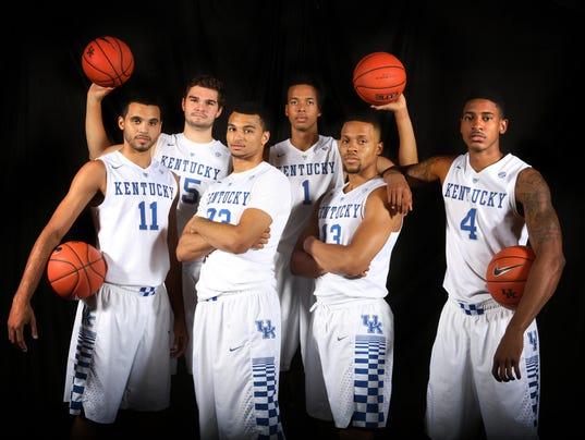 Kentucky Wildcats Basketball Full 2015 16 Schedule: Unfulfilled Veterans, Ambitious