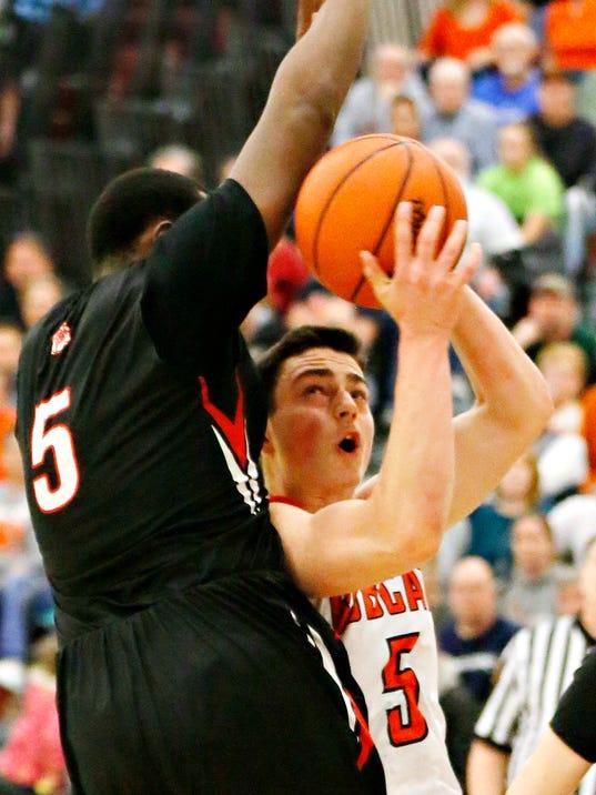Northeastern vs Meadville PIAA Class 5A boys basketball semifinal