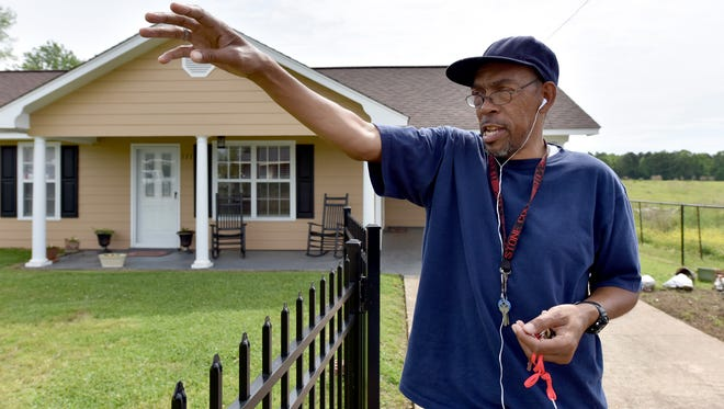 2014's tornado in Louisville, Miss., destroyed Stevie Haynes' home, but he was able to rebuild with federal help.