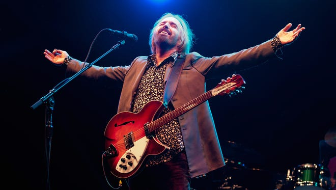 Tom Petty performs during the 2013 Bonnaroo Music & Arts Festival in Manchester, Tenn.