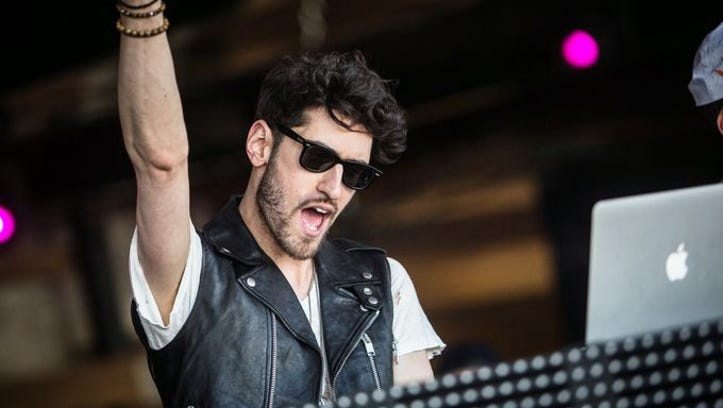 7/23: Chromeo DJ set | These Canadian electro-funk
